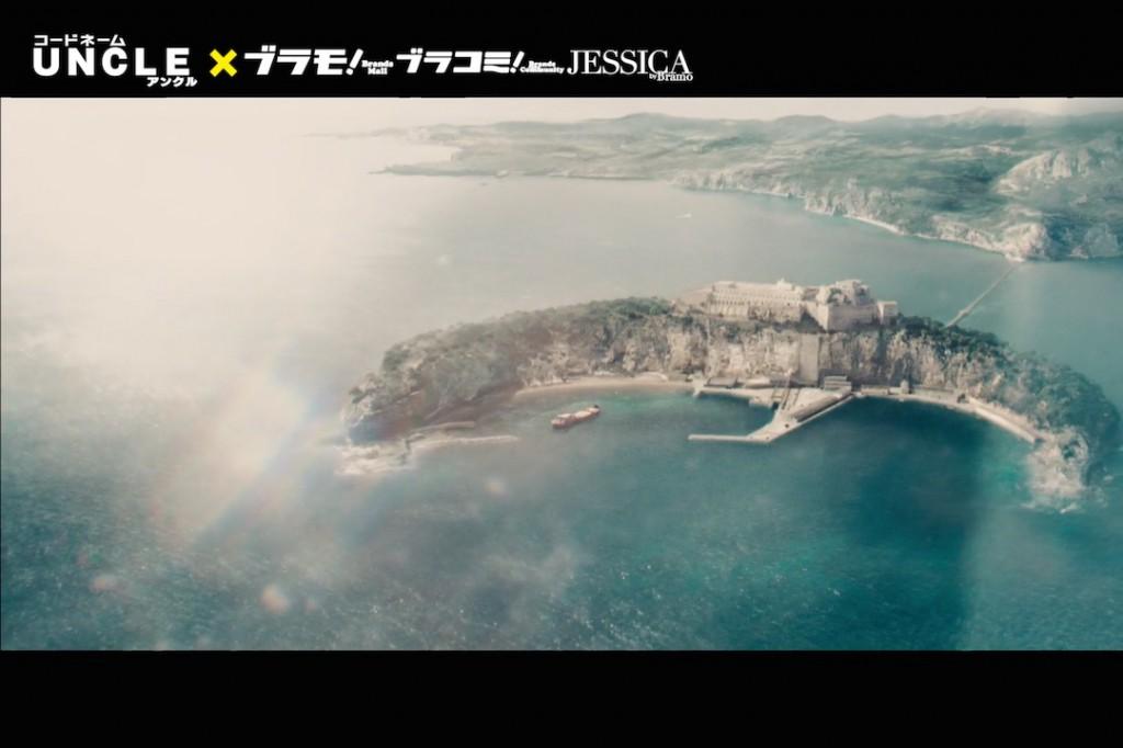映画UNCLE試写会抽選キャンペーンCM