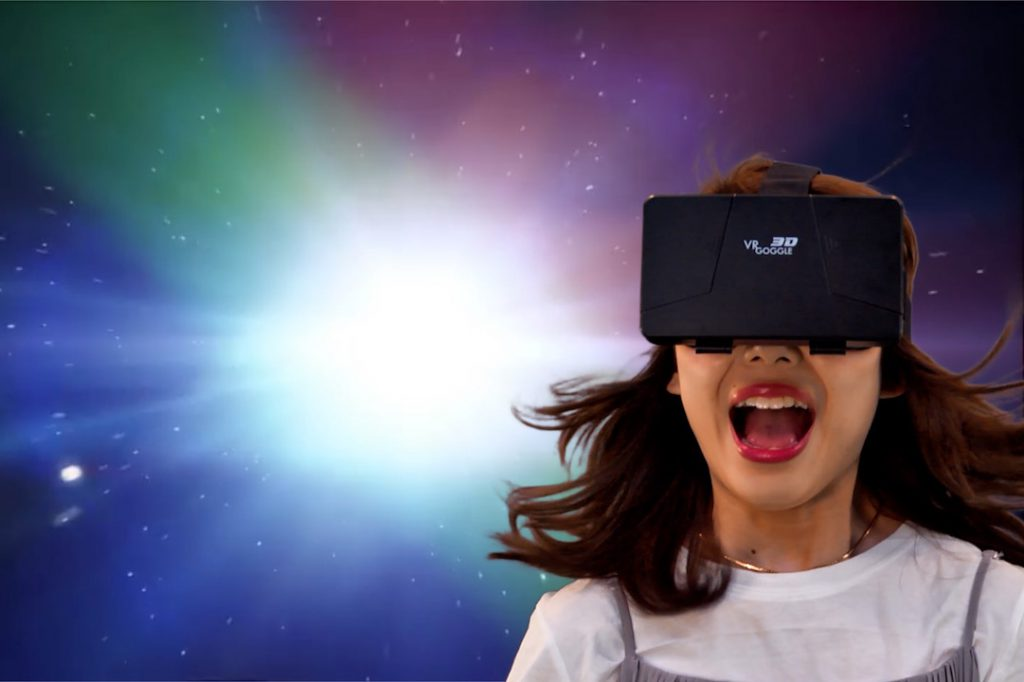 「VRゴーグル3D」紹介映像